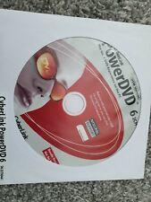 Cyberlink PowerDVD 6 OEM Software CD