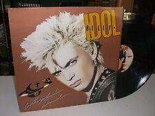 "33 TOURS / LP--BILLY IDOL--WHIPSLASH SMILE--1986 ""FRENCH PRESS"""