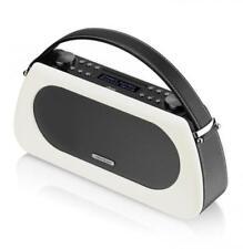Stations audio et mini enceintes radio-réveil pour lecteur MP3