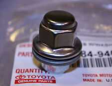 90084-94001 Chrome Alloy Wheel Lug Nut - Genuine Toyota Part - Lexus - Scion