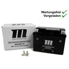 Batterie Motoforce, 12V 5Ah, wartungsfrei vorgeladen direkt fertig zum Einbau