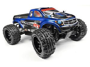 HPI Maverick STRADA MT Ready To Run 1:10 RC Monster Truck inc Bat+Crgr MV12615