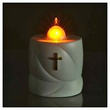 2 x LED Electronic Candle Lasts Up To 6 months