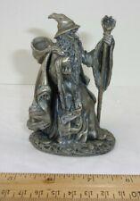 Gandalf #2 The Hobbit Collection UK 5002 Tolkien Ent. 1991 Tudor Mint