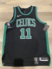 Nike Boston Celtics Kyrie Irving Authentic Stitched Edition Jersey $200 RARE NWT