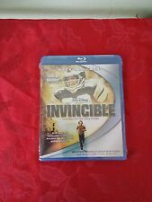 Walt Disney Invincible Blu-ray Mark Wahlberg BRAND NEW
