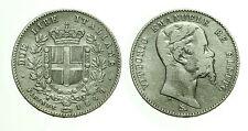 pci2535) Savoia Vittorio Emanuele II Re Eletto (1859-1861) - 2 Lire 1860 FI rara