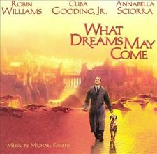 What Dreams May Come by Michael Kamen (CD, Oct-1998, Beyond)