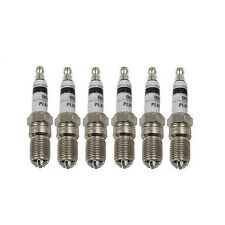 Buick Chevrolet Ford Mercury Pontiac Spark Plug Set of 6 Bosch Platinum+4 4459