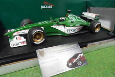 F1 JAGUAR RACING R1 #7 Eddie IRVINE de 2000 au 1/18 HOT WHEELS 26741 formule 1
