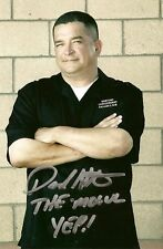 Dave Hester signed autograph Storage Wars TV Rare LOOK!