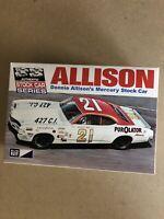 MPC Donnie Allison 21 Mercury Cyclone Stock Car Model Kit MPC796/12 Retro Deluxe