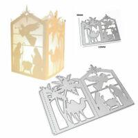 Desert Camel Metal Cutting Dies Stencil DIY Scrapbooking Album Paper Card