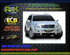 Ssangyong Rexton Nudge Bar NBSR33SYP Polished Finish (06-14)
