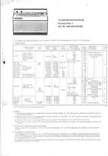 Körting Original Service Manual für Autokoffer I  Art.-Nr. 829/293  29183