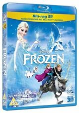 FROZEN - BLU RAY - 3D - NEW / SEALED