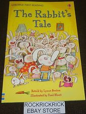 MY FIRST READING LIBRARY BOOK - THE RABBIT'S TALE (BRAND NEW)