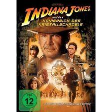 Indiana Jones und das Königreich des Kristallschädels DVD Ships in 12 hours!!!