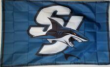 New listing San Jose Sharks 3x5 Flag Shark City Hockey
