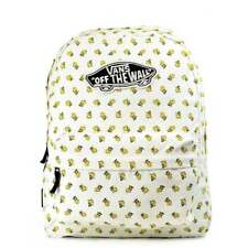 NWT VANS X PEANUTS REALM BACKPACK School Book Bag WOODSTOCK Off The Wall Limited