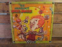SPIKE JONES The Hilarious LP Record Album Vinyl