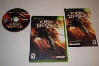 FireBlade Microsoft Xbox Video Game Complete