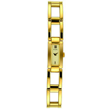 Pulsar by Seiko Bangle Gold Tone Champagne Dial Women's Dress Watch PEX490