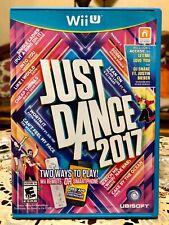 Nintendo Wii U Game Just Dance 2017 (Super Low Price!)