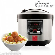 Robot Cuiseur Smart Cooker Chef Master Kitchen