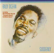 CD - Billy Ocean - Suddenly - #A1197