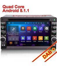 AUTORADIO 2 DIN GPS  QUAD-CORE ANDROID 5.1 DAB+ WIFI 3G USB ES3646U BLUETOOTH