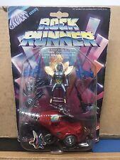 MOTU KO GALAXY HERO G-MAN Rock Runner V2 MOSC 1980s SILVERLIT TOYS