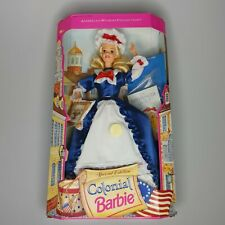 1994 Colonial Barbie American Stories Special Edition Authentic Vintage NIB