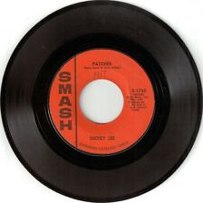 "DICKEY LEE - Smash Records ""Patches & More Or Less""  45 RPM - VG"