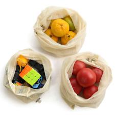 Reusable Produce Bags Mesh Organic Biodegradable Shopping Bags Mesh Laundry Bag