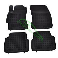 Gummimatten Fußmatten mit Rand für Subaru Forester III (Typ SH) ab Bj:2008-2013