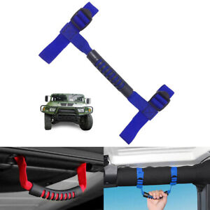 2X Car Anti-Slip Handle Grip Handrail Safety Roof Back Seat For Jeep Wrangler