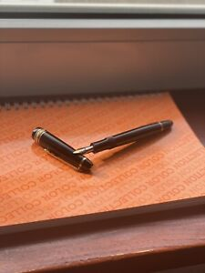 Montblanc Meisterstuck No.144 Vintage Fountain Pen
