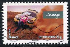 TIMBRE FRANCE AUTOADHESIF OBLITERE N° 801 /  SPORT / VALEURS DE FEMMES