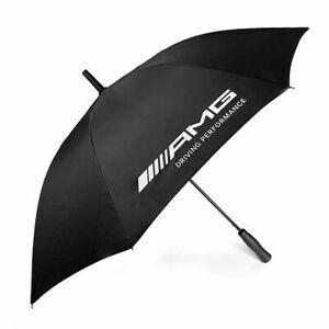 Mercedes Benz AMG Driving Performance Umbrella - Black - New