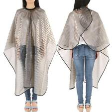Hairdressing Apron Cape Gown Hair Styling Colouring Dyeing Cloth Salon Tool I3P8
