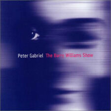 Barry Williams Show / My Head Sounds Like That ~ Peter Gabriel CD Solo Nuevo
