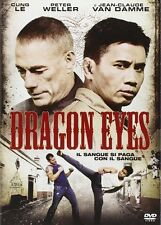 Dvd DRAGON EYES - (2012) *** Van Damme ***   ......NUOVO