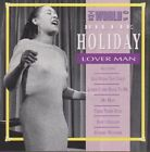 Billie Holiday Lover Man The World Of (My Man, Them There Eyes) 1992 CD