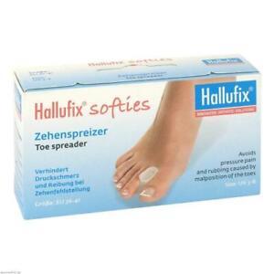 HALLUFIX softies Zehenspreizer Gr.M 36-41 2 St