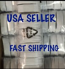 LOT Of 200 X 3 FT Lightning 8 Pin USB Charger Cord Cable iPhone 7/7+/6s/6s+/6/5s