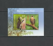 POLAND : 2019 N I / **Beautiful BIRDS-Joint Issue with Singapore**/ SHEET- MNH