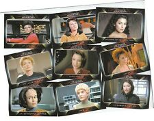 The Women Of Star Trek 2010: 81 Card Basic/Base Set