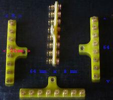 tag strip - cosse -pour  ampli à lampe  pré-ampli -vendu par  1 unité