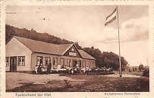 Friedrichsort bei Kiel Kurrestaurant Falkenstein Postkarte 1926